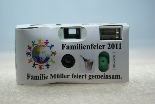 PIMP CAM - FAMILY CELEBRATION CAMERA