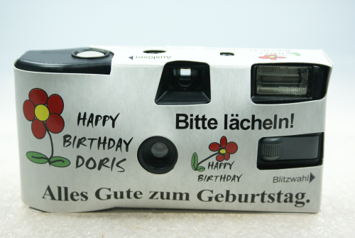 "PIMP CAM - BIRTHDAY CAMERA ""Happy birthday"""